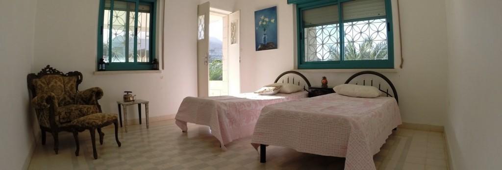 Hotel room Jericho Auberg-Inn guesthouse